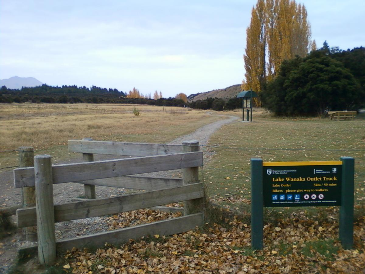 Lake Wanaka Outlet Track