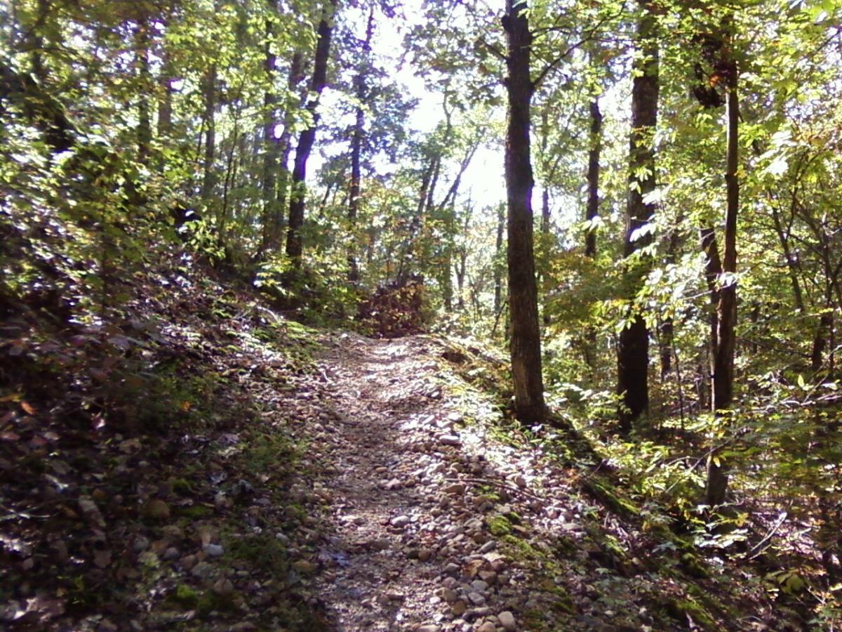 Lbl North/south Trail