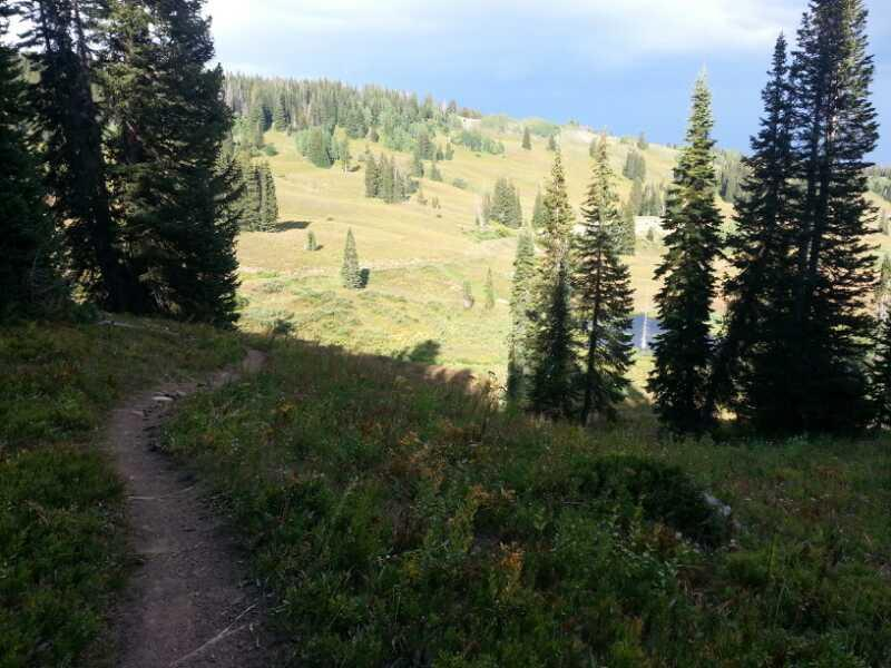 CDT / Wyoming Trail #1101: Dumont Lake to Buffalo Pass