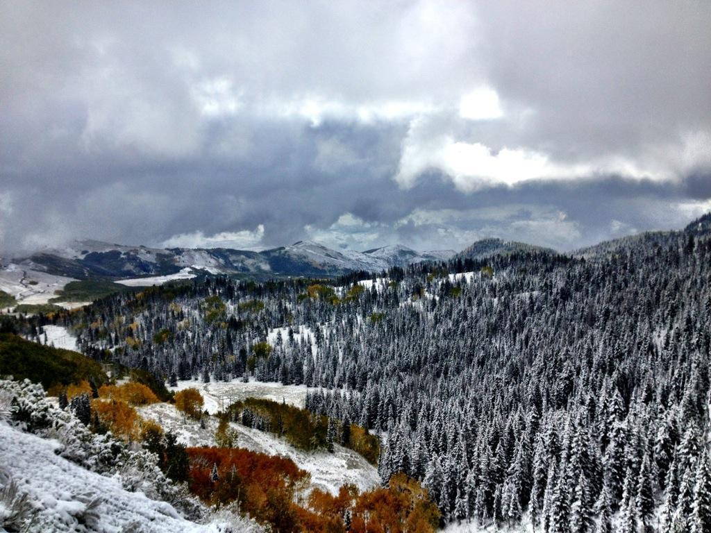 Jupiter Peak Road