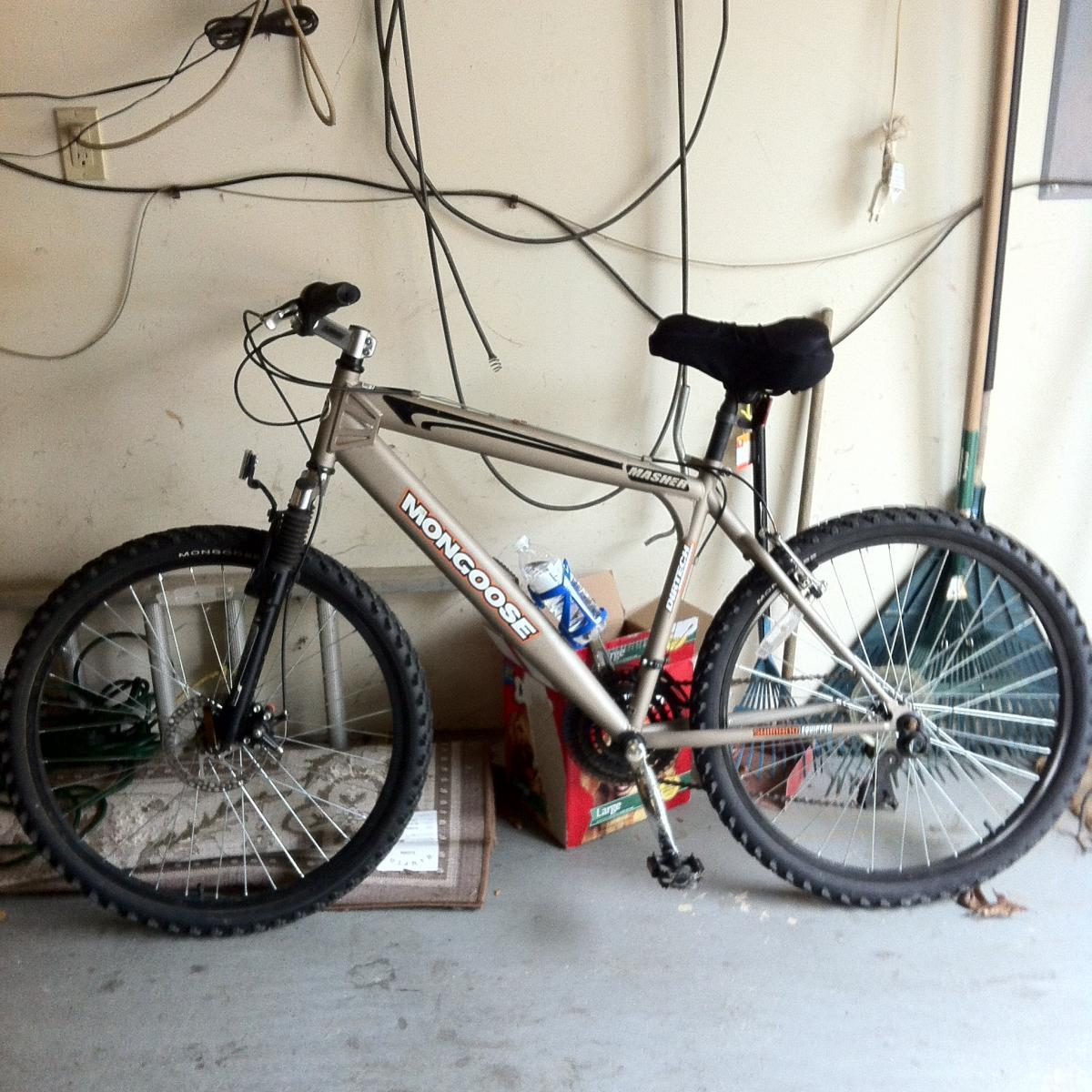 mongoose mountain bike - HD1200×1200