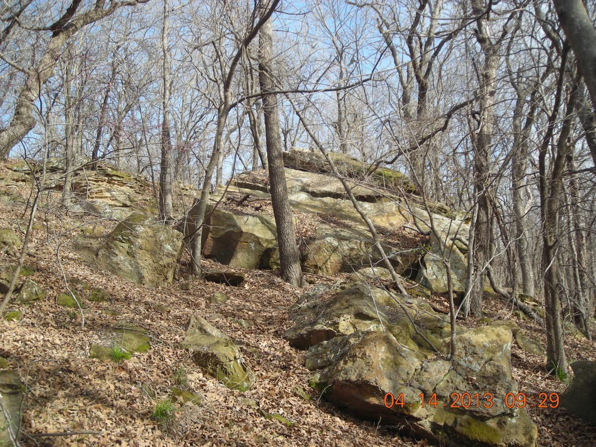 Badger Creek North Trail