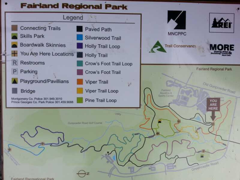 Fairland Recreational Park