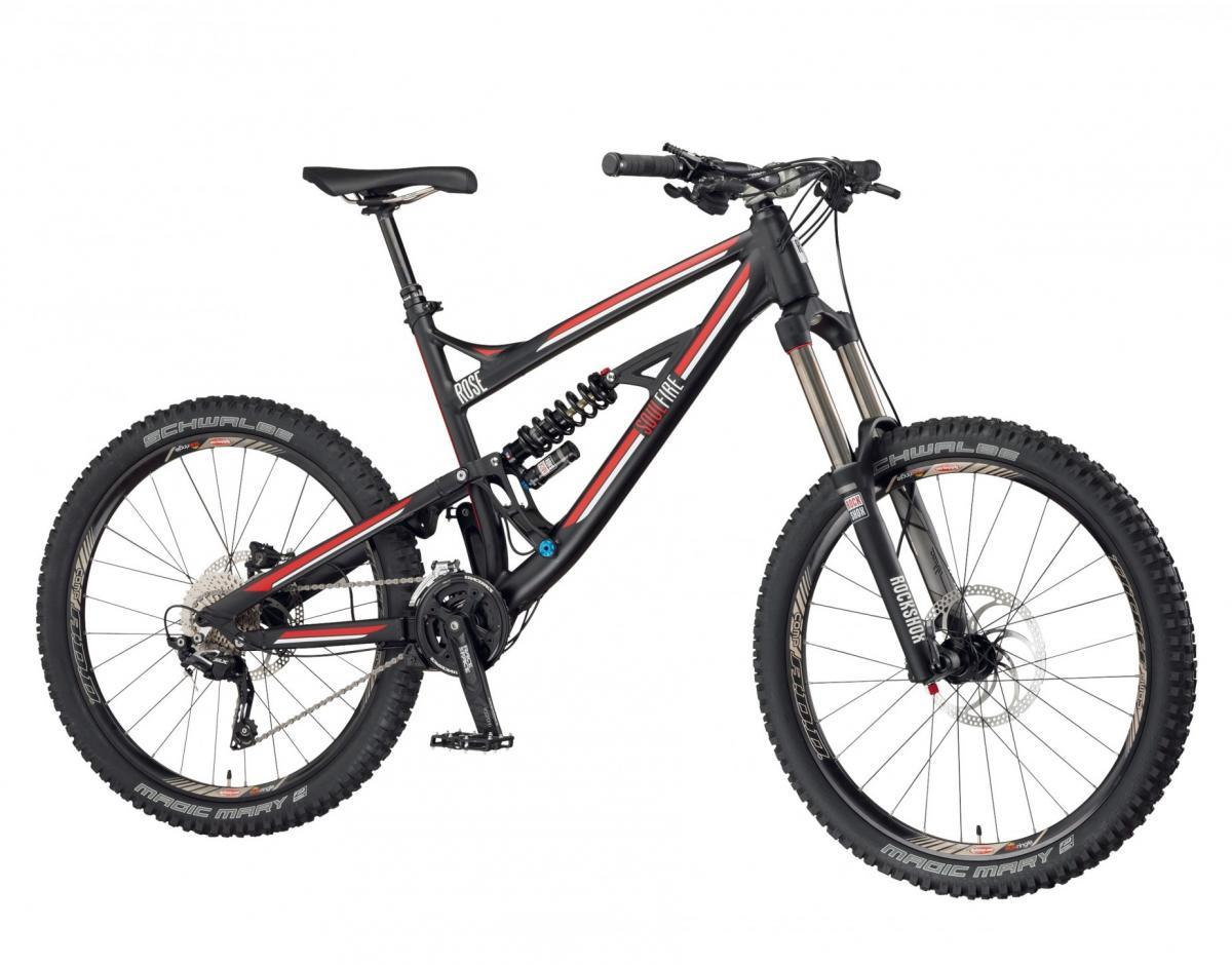 rose soul fire 1 mountain bike reviews