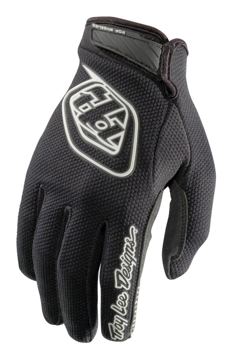 Black gloves races - Troy Lee Designs Air Glove Glove Reviews Mountain Bike Reviews Singletracks Com