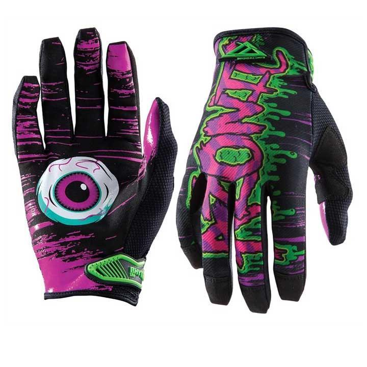 Azonic Rhythm Slime Full Finger Glove
