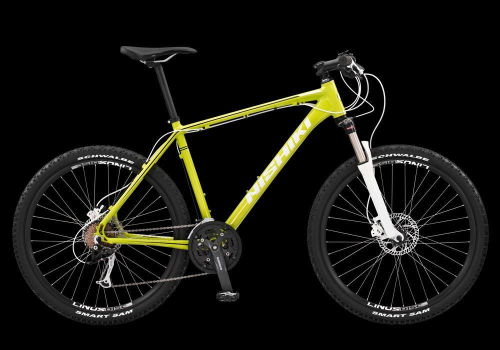 Nishiki Bushwacker 650B Mountain Bike Reviews | Mountain Bike Reviews || SINGLETRACKS.COM