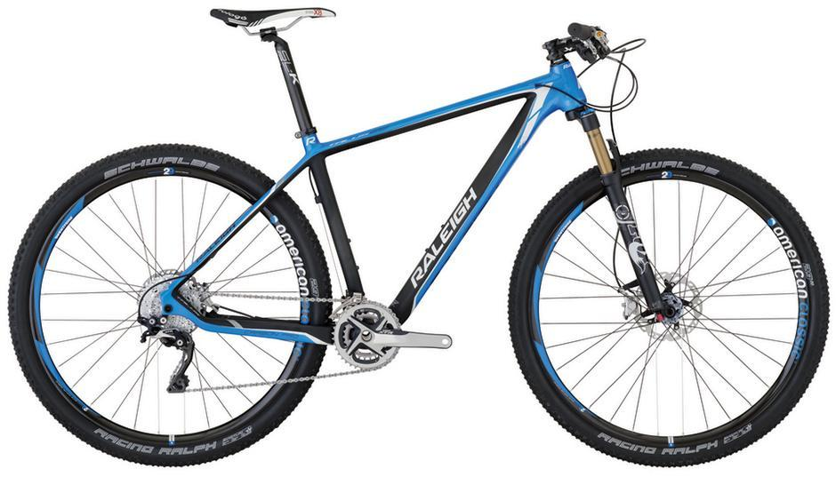 Raleigh Talus 29 Carbon Pro