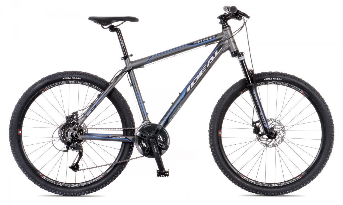 ideal pro rider mountain bike reviews