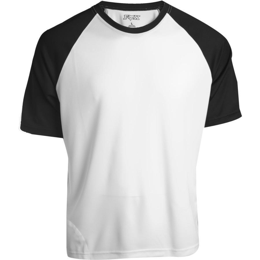 Fox Baseline short sleeve jersey.