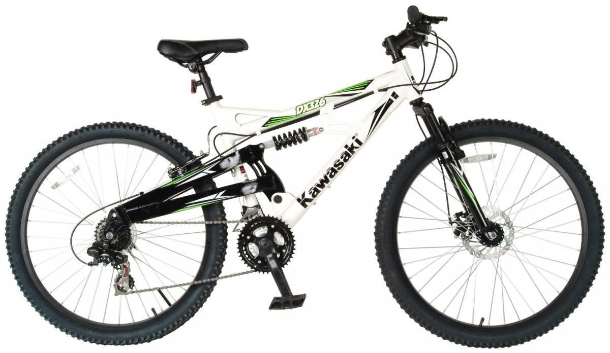 Kawasaki Dx326 Mountain Bike Reviews Mountain Bike