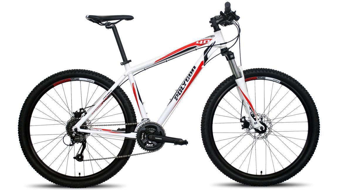 Polygon Premier 4.0 27.5 Mountain Bike Reviews Mountain