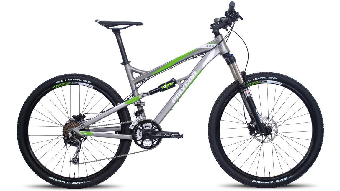 Polygon Recon 3.0 Mountain Bike Reviews | Mountain Bike