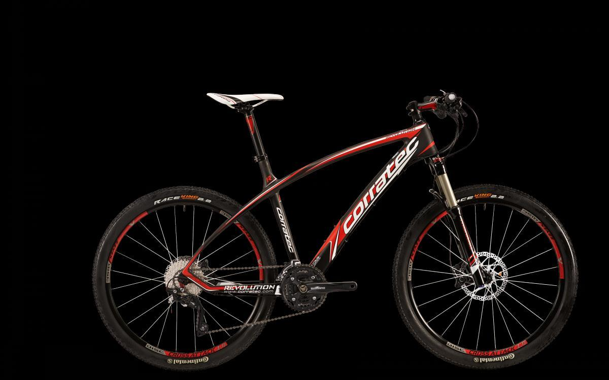 Corratec Revolution 26 Mountain Bike Reviews Mountain Bike