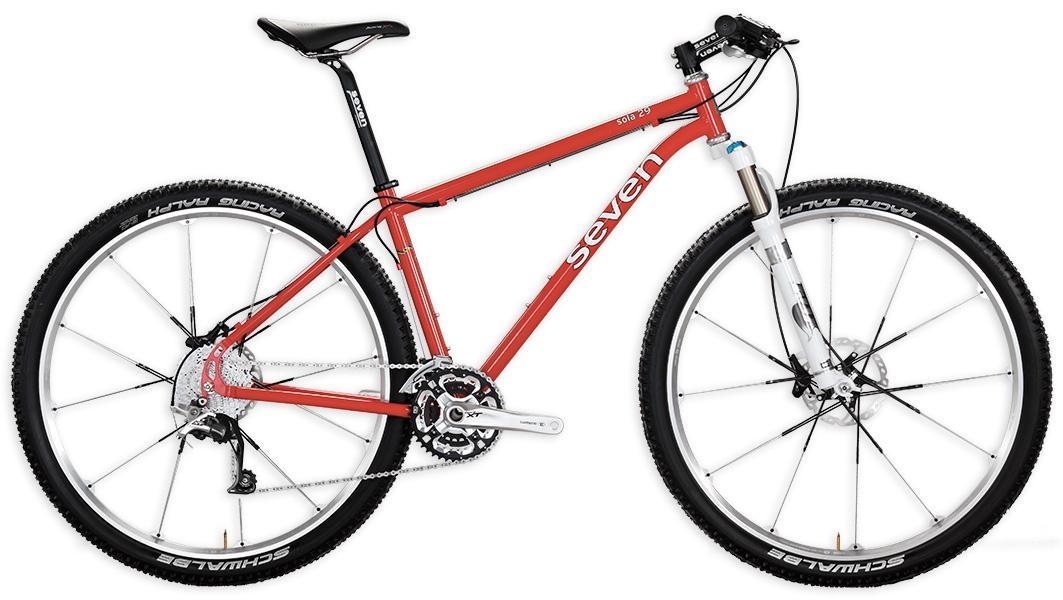 The Seven RedSky Is a Road Bike That Will Last | Bicycling