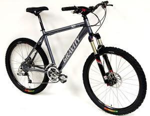 Gravity Mountain Bike X0
