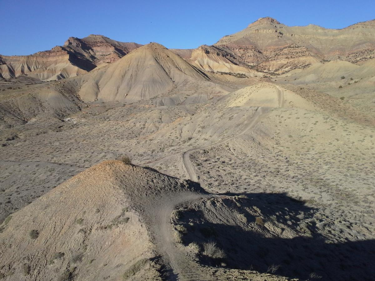 18 Road Trails / North Fruita Desert