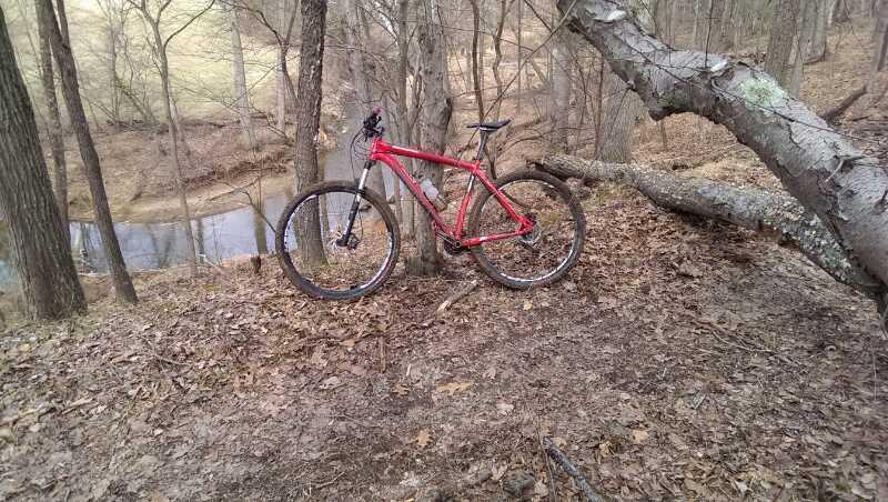 Muddy Branch Greenway Trail