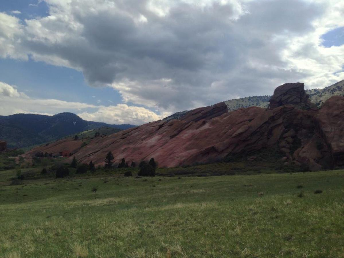 Red Rocks / Dakota Ridge