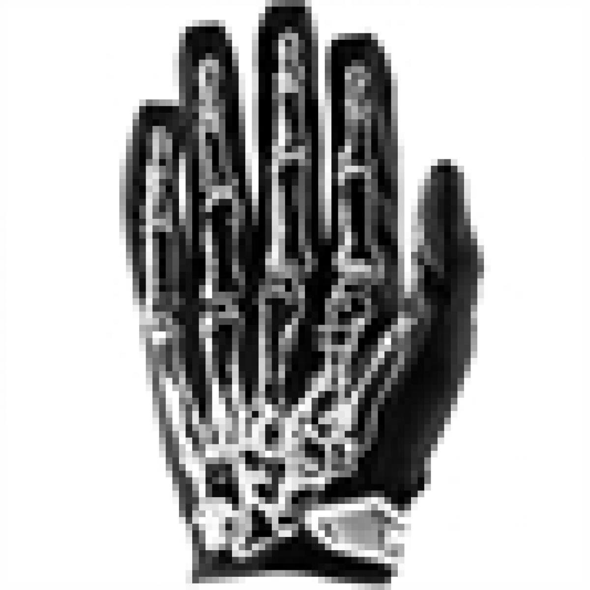 Azonic Rhythm Cadaver Full Finger Gloves