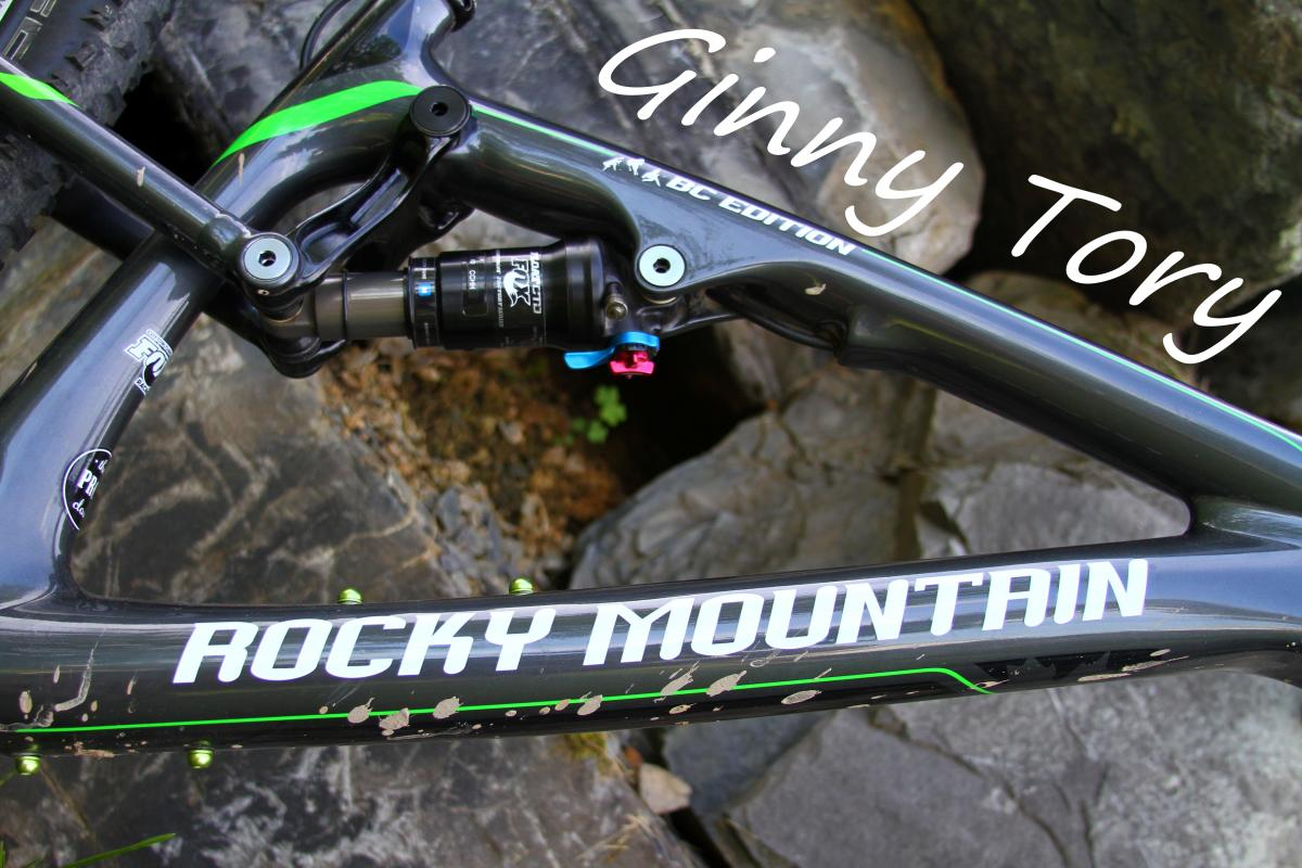 Rocky Mountain Element 970 RSL BC Edition