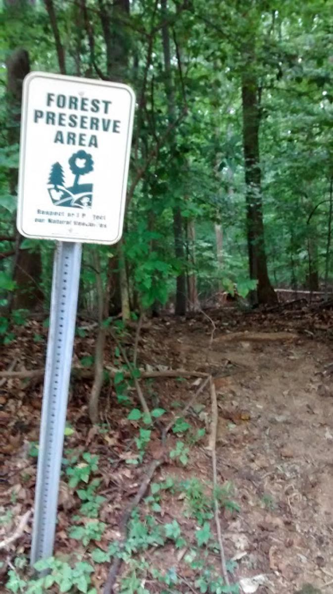 Watts Branch Forest Preserve