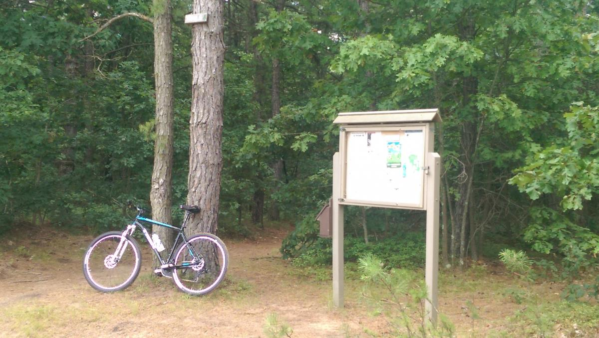 Philips Park Pleasant Valley Trail