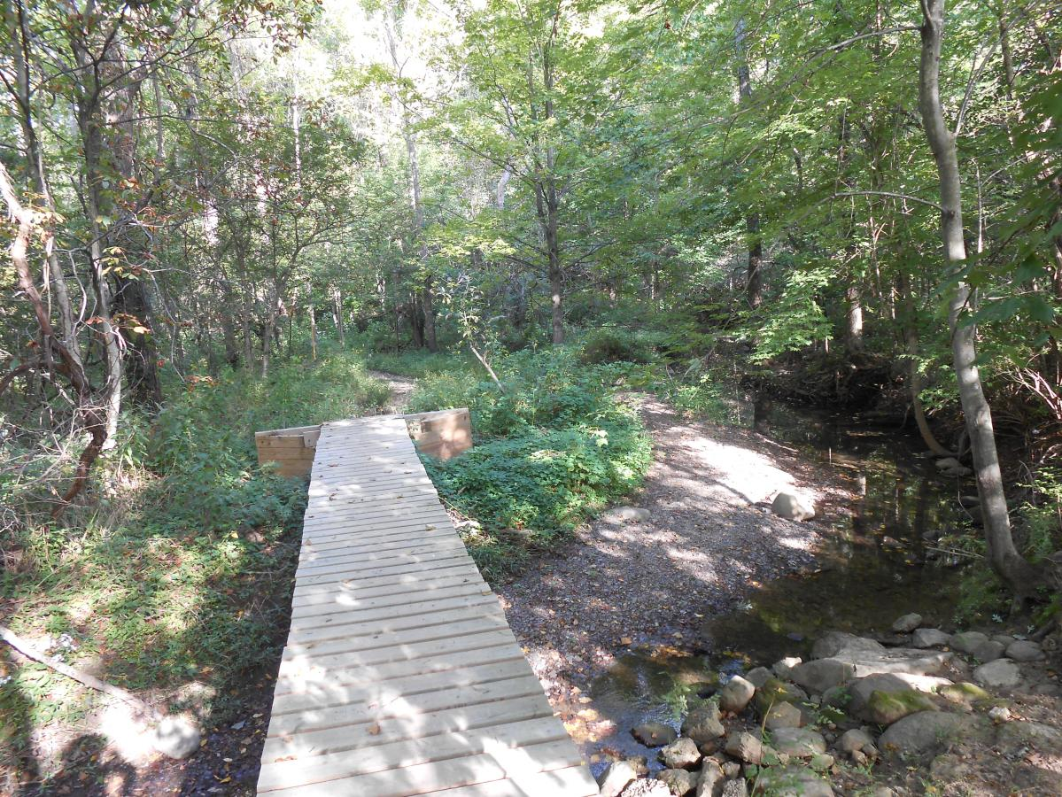 Alum Creek Phase I
