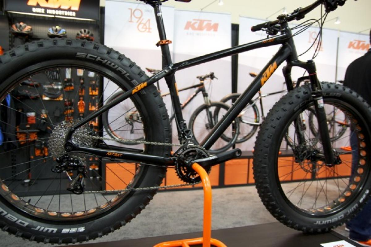 Ktm Fat Rat Mountain Bike Reviews Mountain Bike Reviews