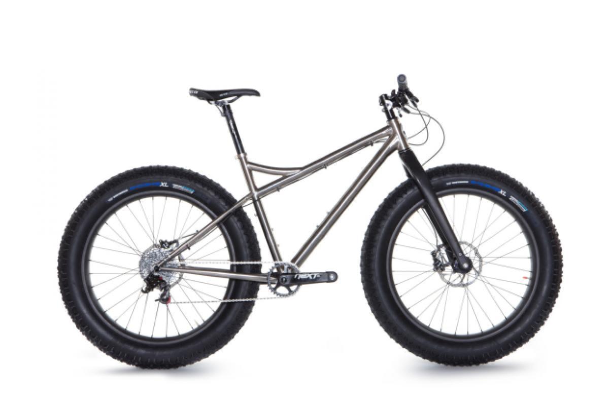 Rsd Bikes Mayor Ti Fat Bike Reviews Mountain Bike Reviews