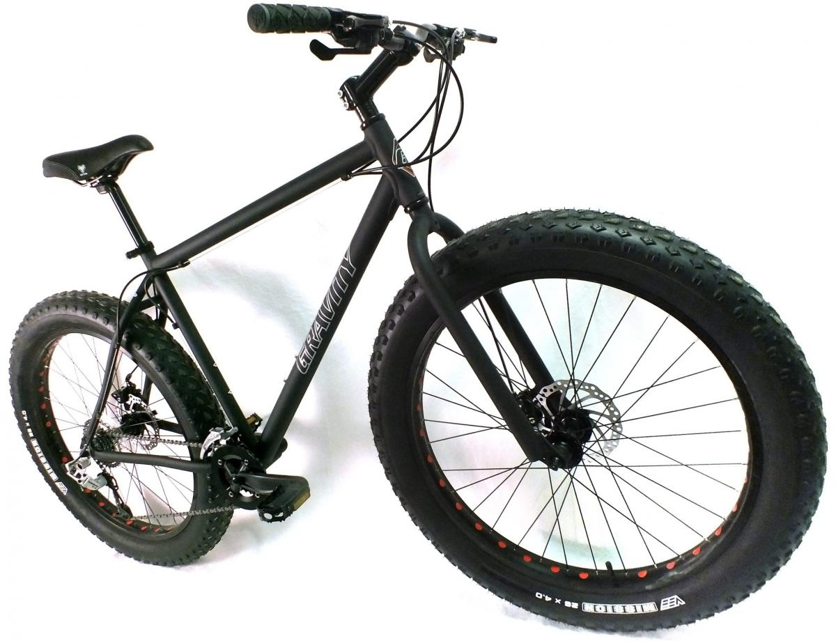 Gravity Bullseye Monster Fat Bike Reviews Mountain Bike Reviews