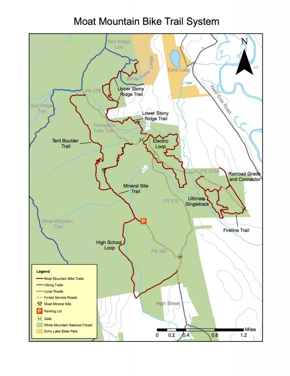 nh snowmobile trails map with Moat Mountain on Maps besides Mt Mansfield Trail Map 1941 2 as well GarfieldNH090711 in addition Co as well Lodging.
