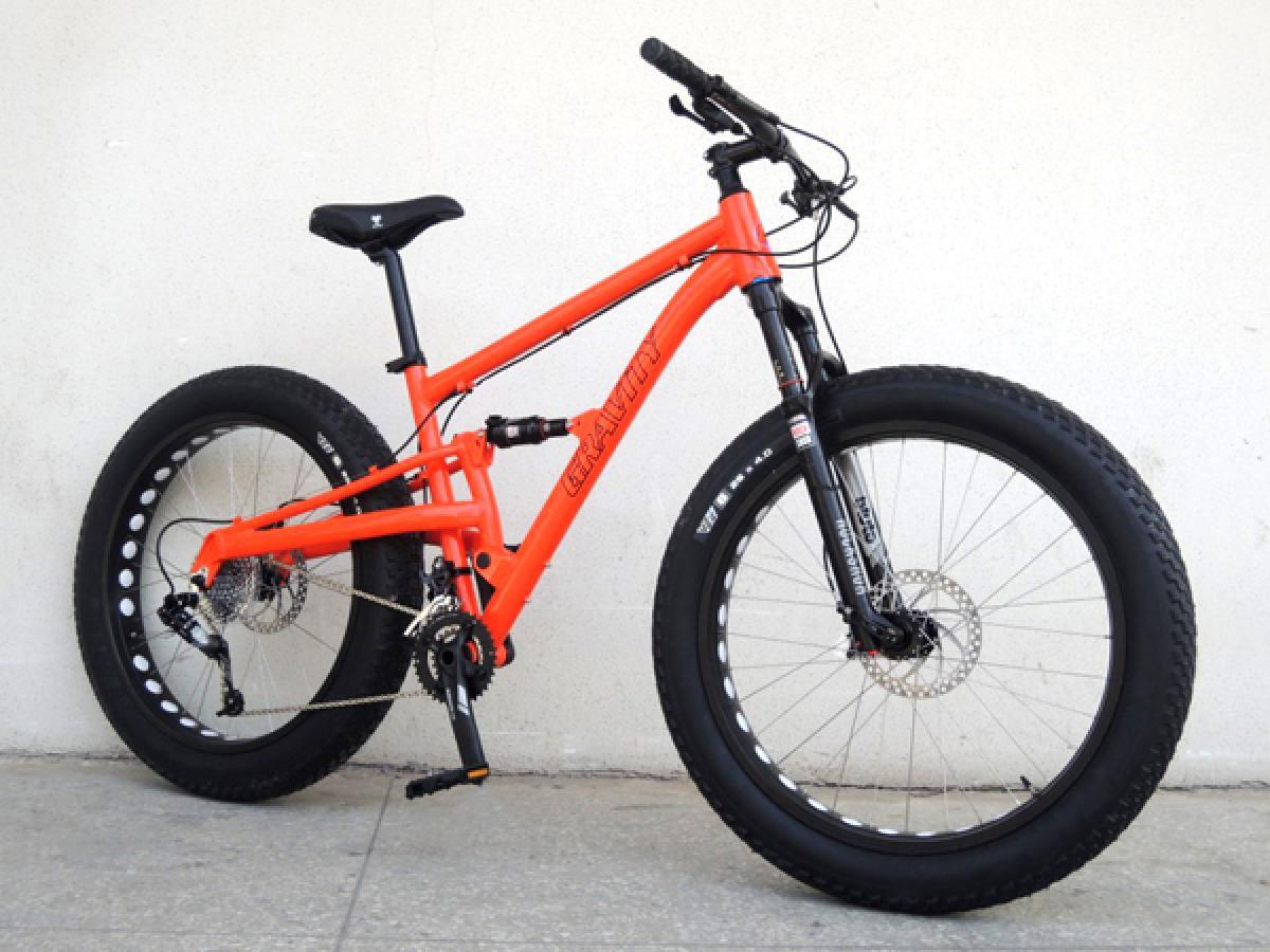 Gravity Quigley Fat Bike Reviews Mountain Bike Reviews
