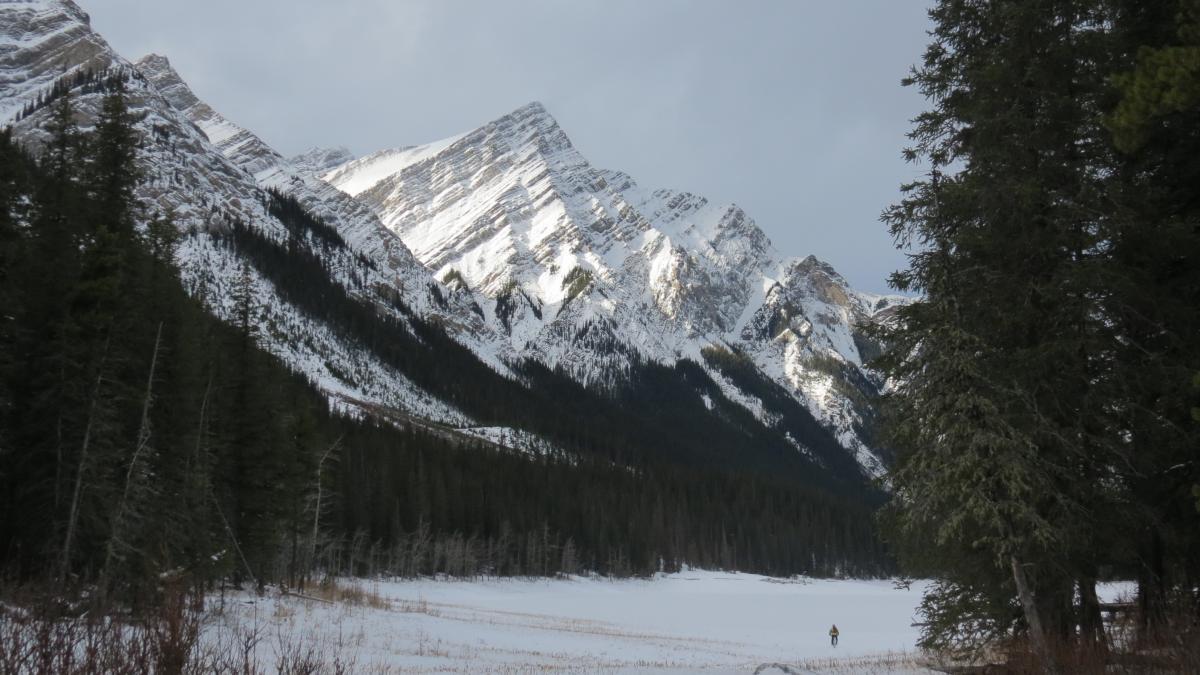 Jacques Lake