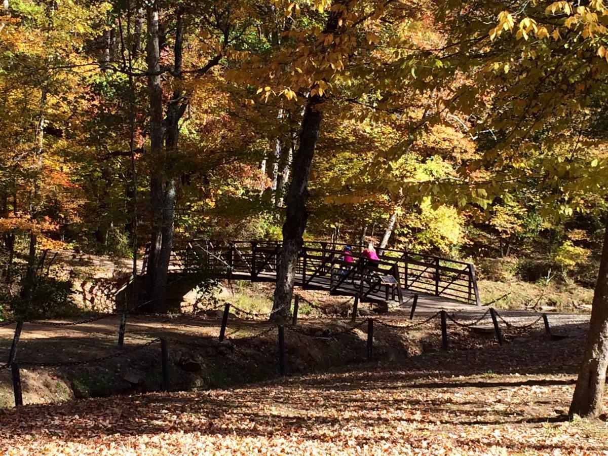 Tannehill Historic Ironworks State Park