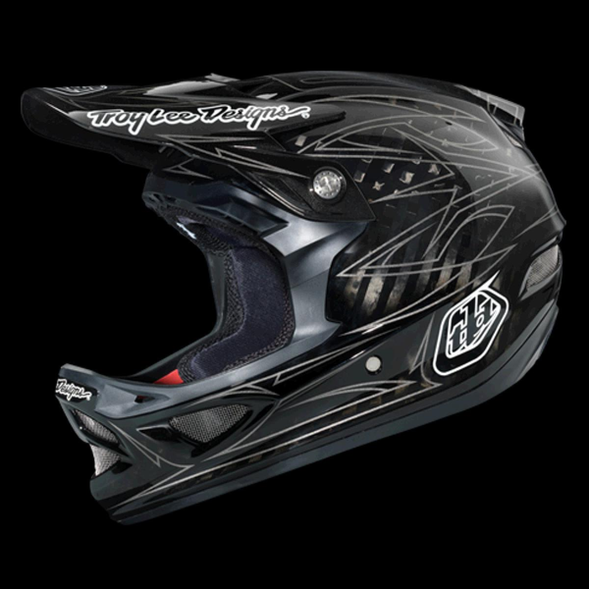Troy Lee Designs Troy Lee Designs D3 Carbon Pinstripe