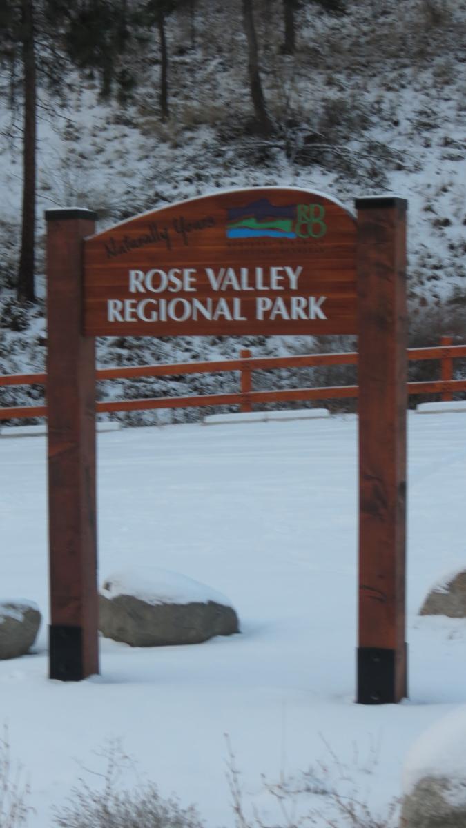 Rose Valley Resevoir
