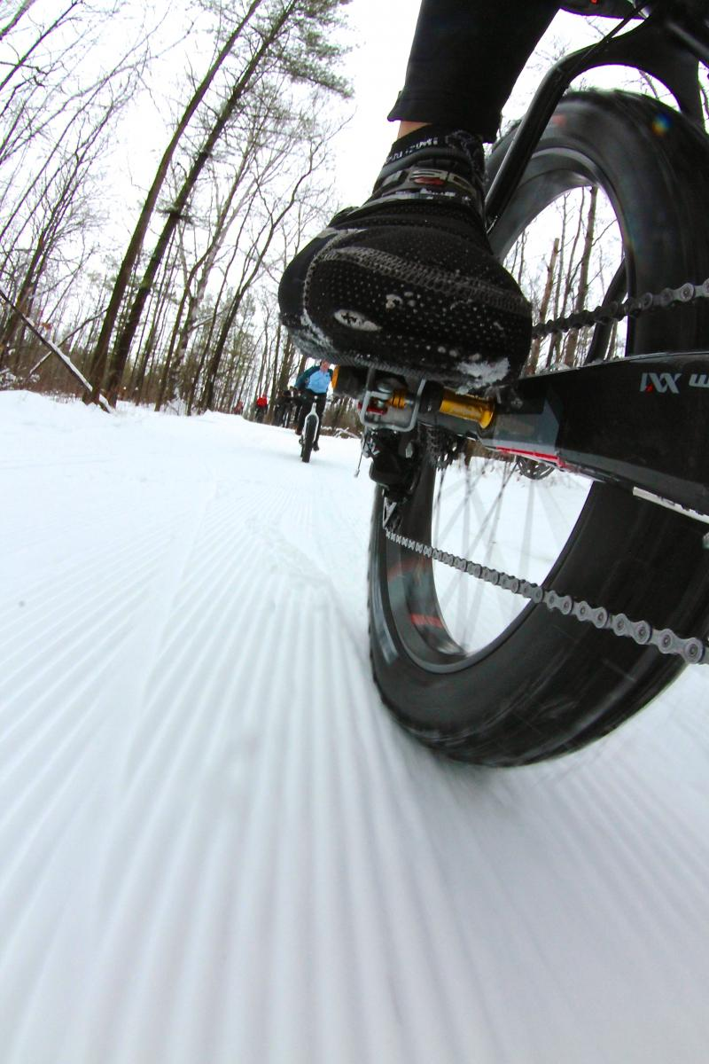 Snowkraft Singletrack Loop