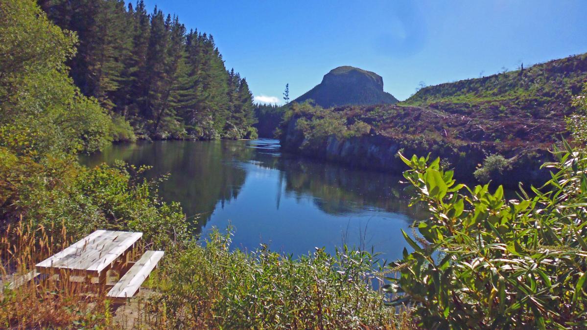 Waikato River Trails: 5 Whakamaru