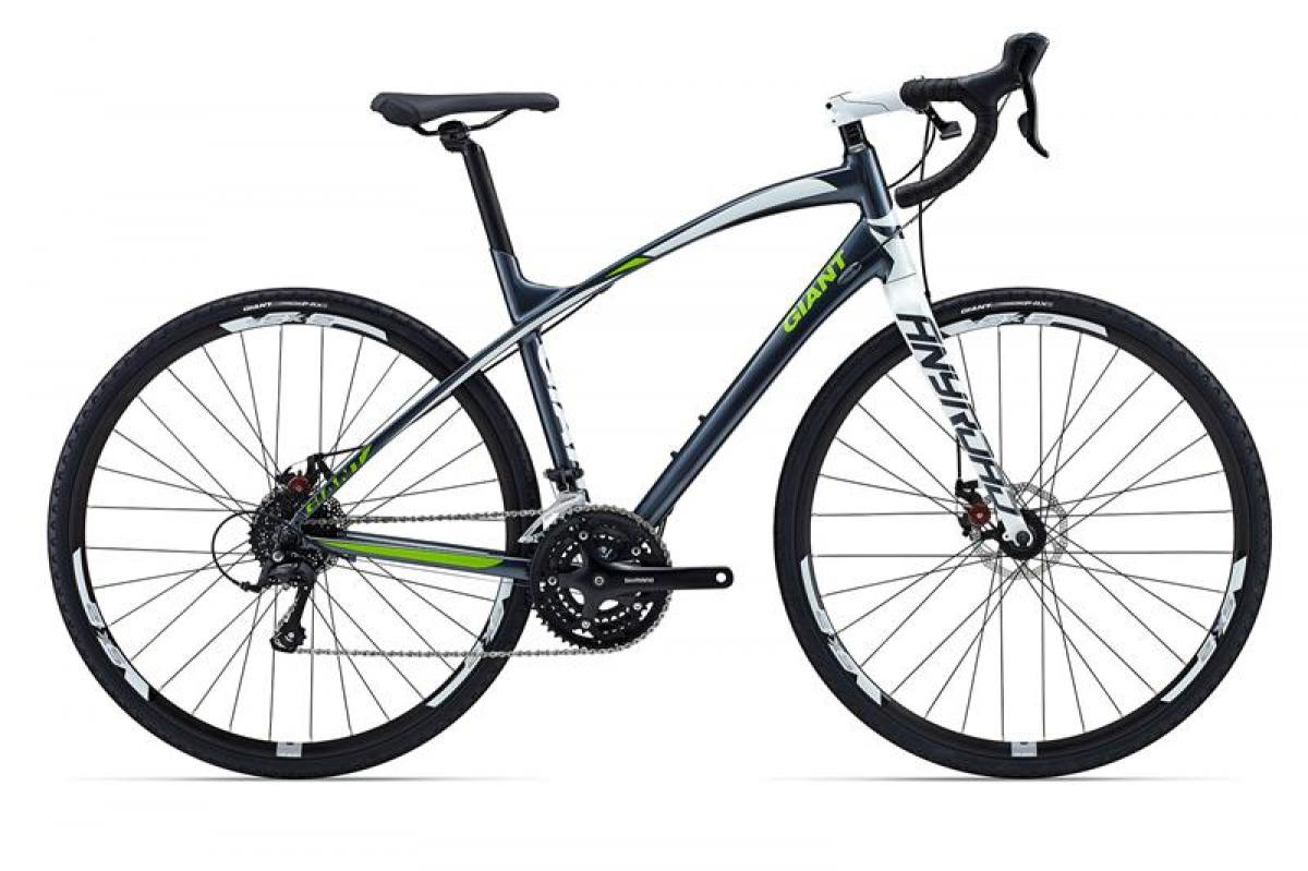 giant giant anyroad 2 hybrid bike reviews