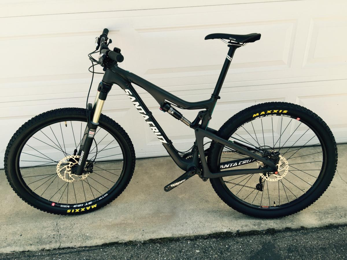 Santa Cruz 5010 Carbon Erkubota S Mountain Bike