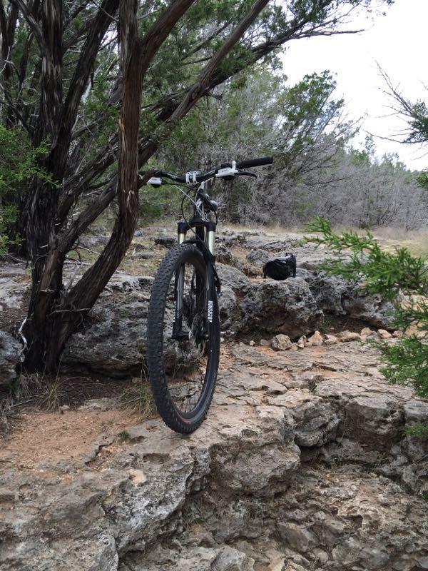 Wolf Mountain Trail