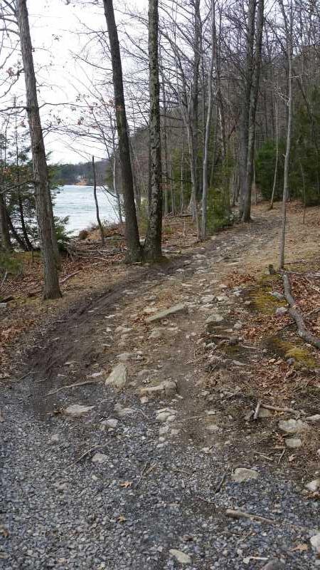 Rocky Gap State Park - Lakeside Loop