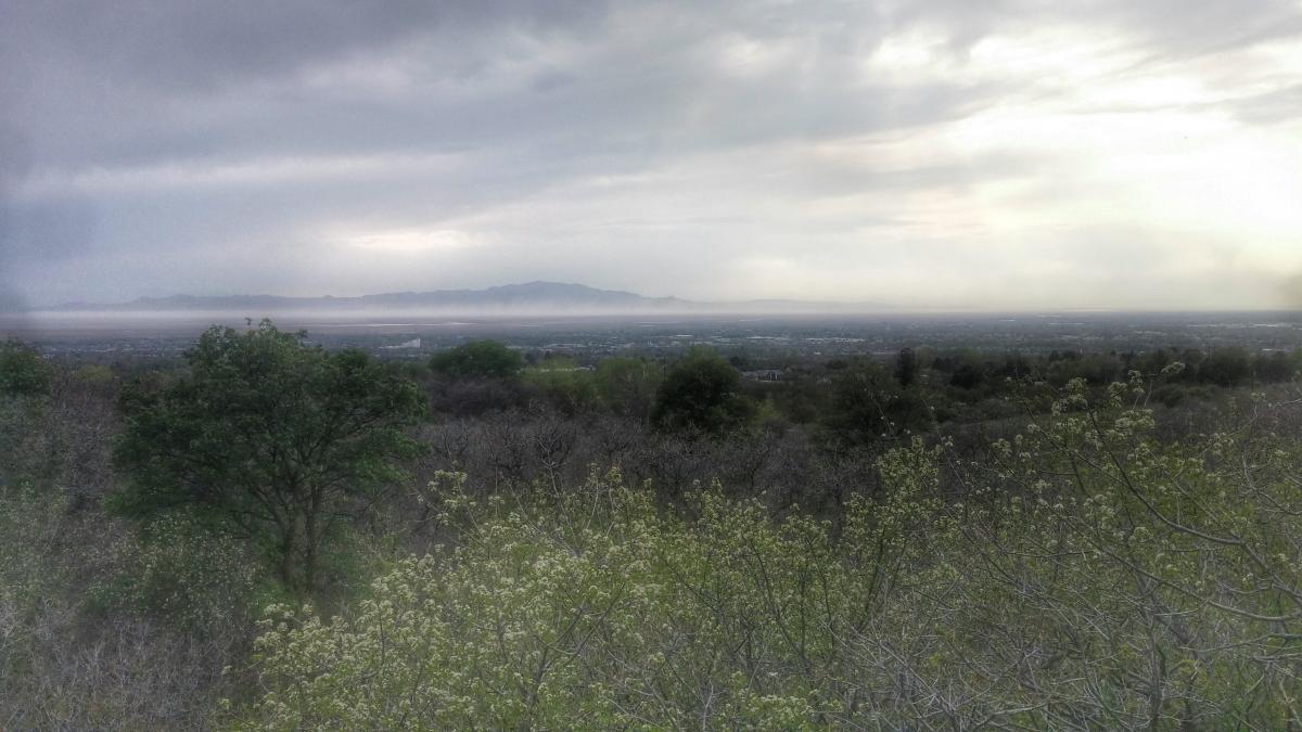 Bonneville Shoreline Trail - Layton Section