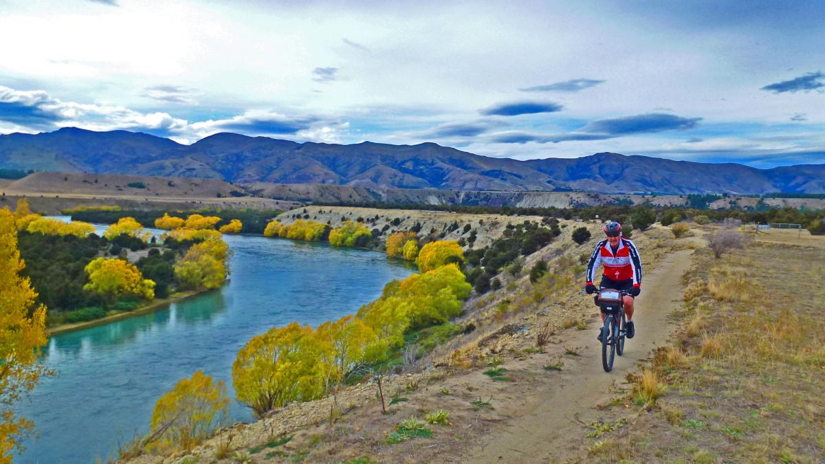 Upper Clutha River Loop