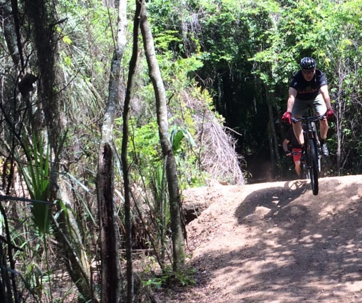 Scott Springs Park Trail