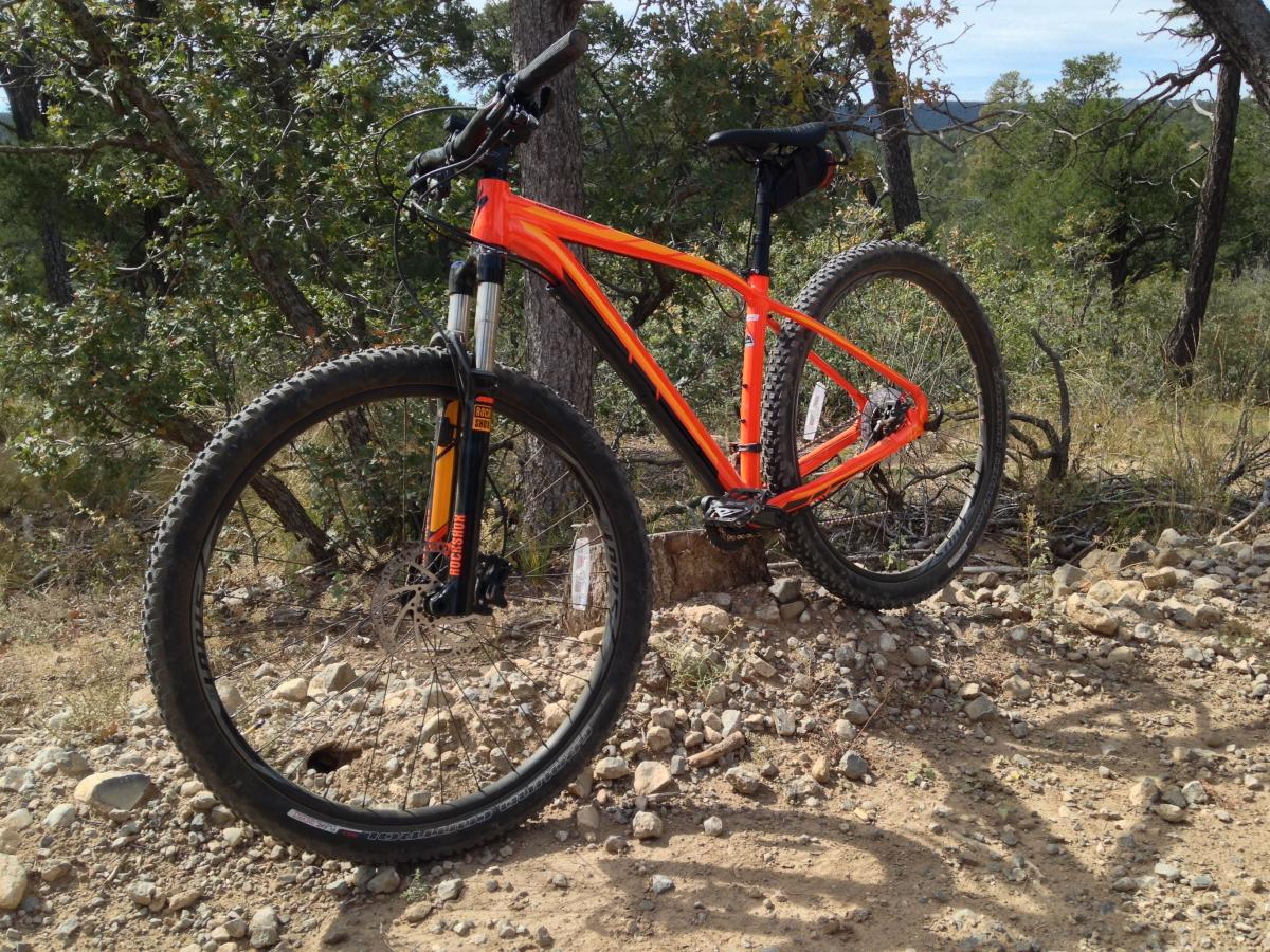 Specialized Rockhopper Pro EVO 29 2015 - Specifications ...