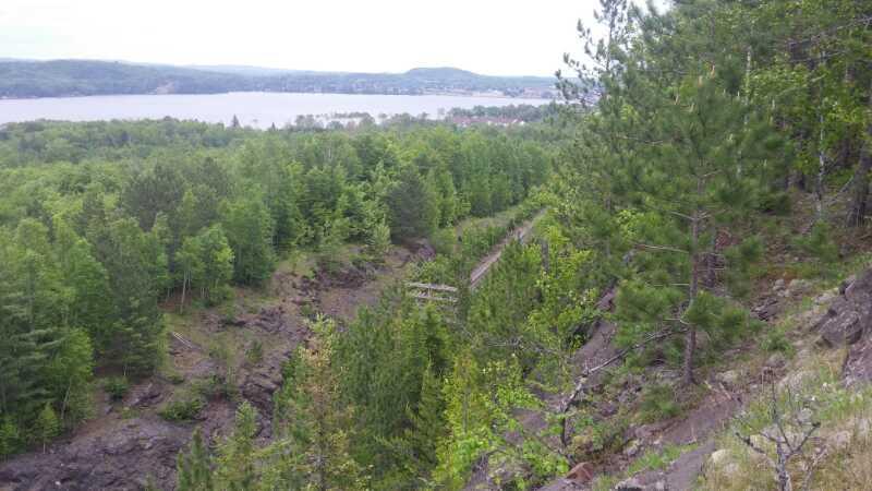 Ispheming SBR trails