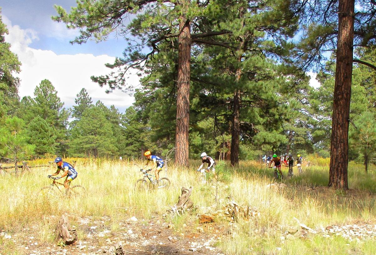 Soldiers Loop / Fairgrounds trails