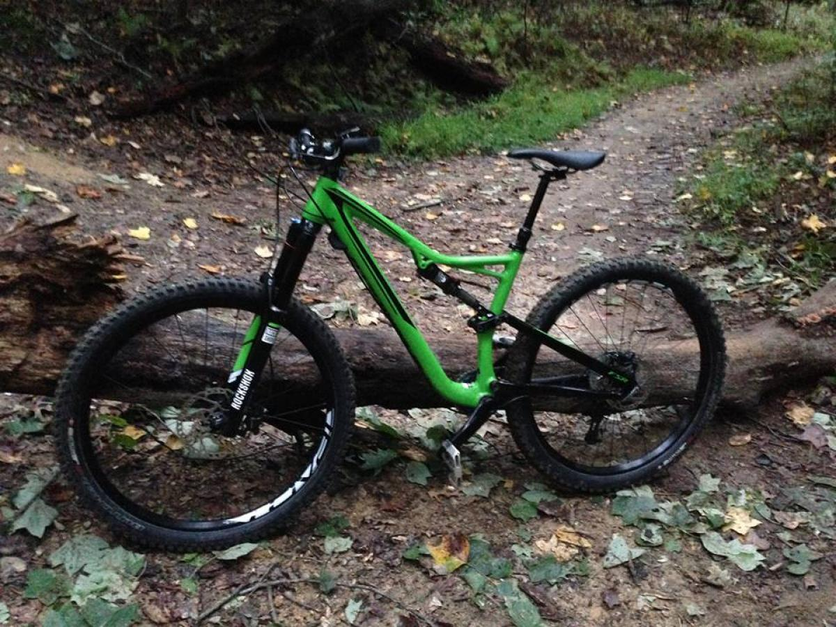 Specialized 2016 Specialized Stumpjumer Fsr Comp 29 Jerry